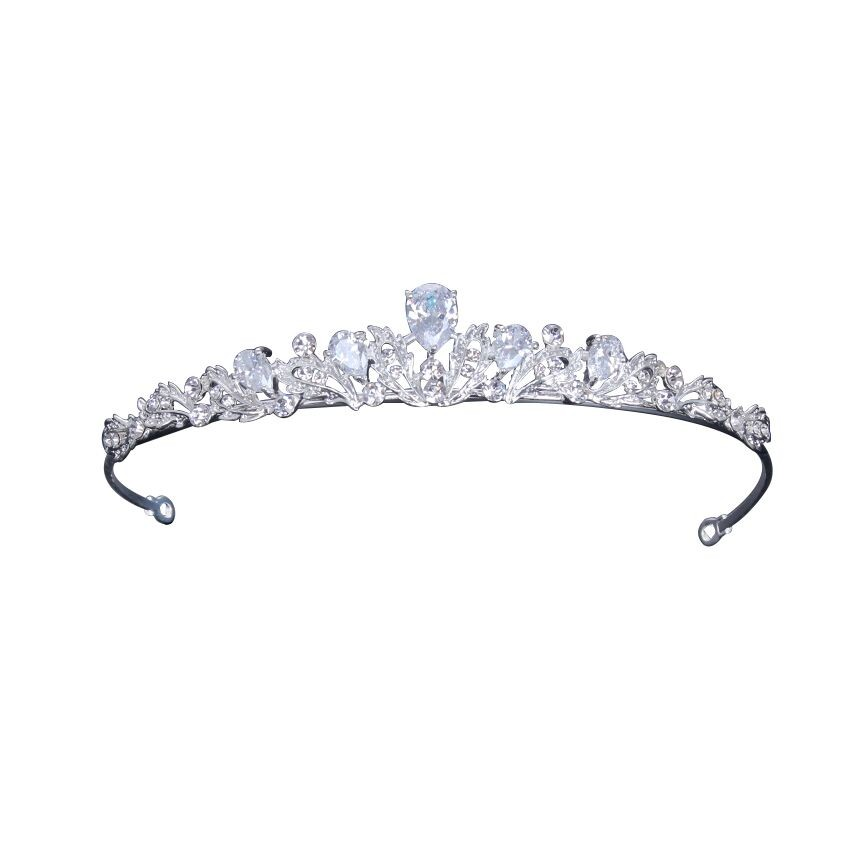 New Trend Hot Sale Bridal Aaa Zircon Tiaras And Crowns