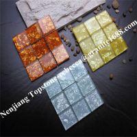 Simple Marble Mosaic Design,Irregular Flooring Stone Tiles