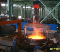 8-100tons Vod Furnace Vacuum Degassing Plant Vd Degasser ...