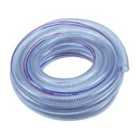 High Pressure Pvc Flexible Pipe 2 Inch Steel Wire Hose ...