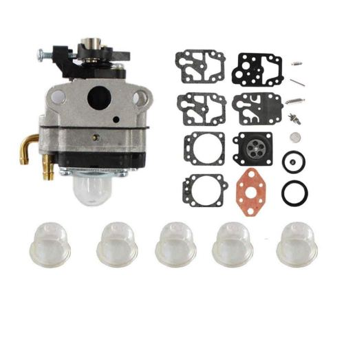 small resolution of get quotations aisen carburetor with repair kit primer bulb for 753 1225 753 04745 753