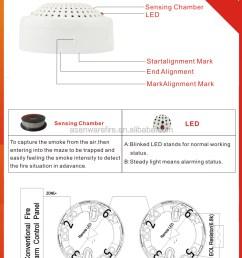 smoke detector wiring connect alarm bell with fire alarm system smoke detector [ 750 x 1142 Pixel ]