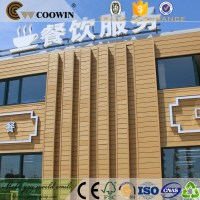 Eco Wood And Hdpe Wpc Exterior Decorative Wall Deck Panel ...