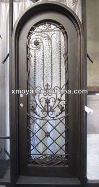 Grill Door Design & Iron Main Door Metal Grill Door ...