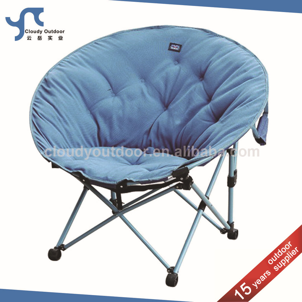 Padded Folding Outdoor Round Lounge Chairs  Buy Outdoor