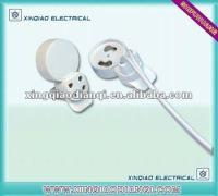 Fluorescent Lamp Holder With Starter Socket(fp-01) - Buy ...