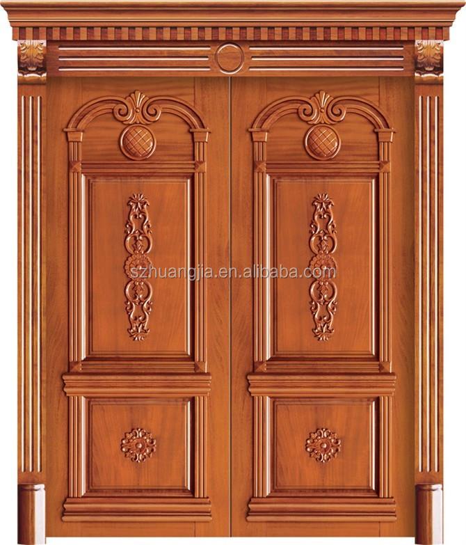 Simple Kerala House Main Door Design