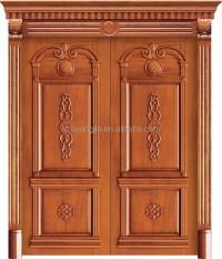 Simple Kerala House Main Door Design - Buy Wood Framed ...