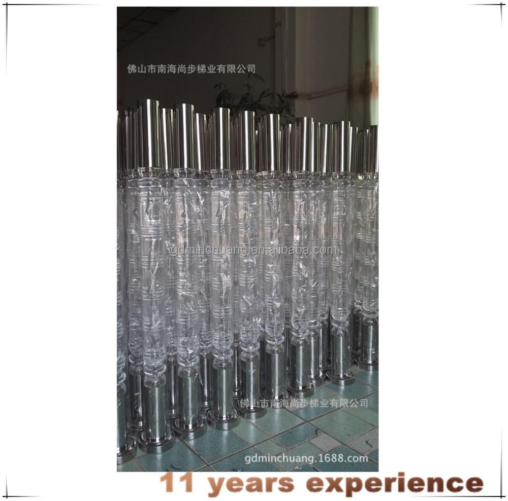 medium resolution of crystal stair pillar
