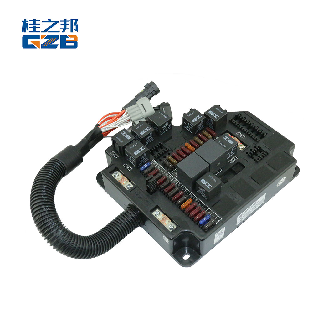 hight resolution of excavator spare parts 37b1440 fuse box assembly