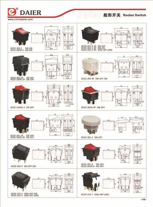 small resolution of 4 pin rocker switch wiring diagram daier 4 pins rocker switch t120 buy
