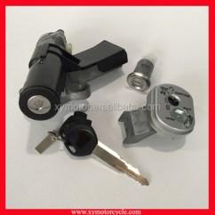 Ignition Switch Deutsch Wiring Diagram Key Factory Price Motorcycle Set For Honda 35010 Gge C50