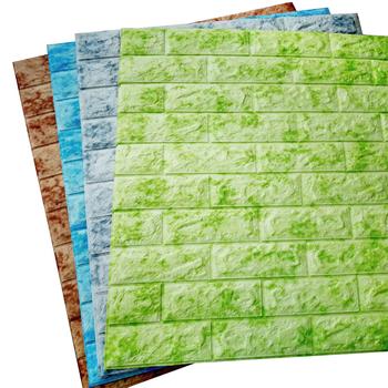 full colors 3d brick