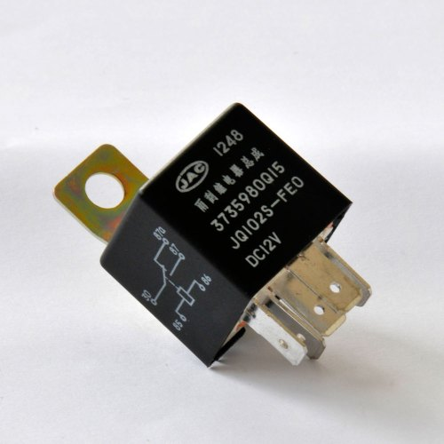small resolution of wholesale alibaba tianyi jq102s feo 12 volt wiring 40a 20a 5 pin automotive 1z power latching relay switch with socket