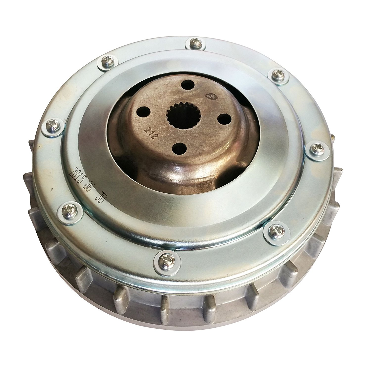 hight resolution of engine niche primary clutch sheave assembly for yamaha grizzly 700 4x4 2007 2012 niche industries