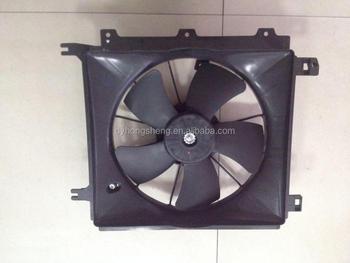 radiator grand new avanza dashboard veloz electrical fan for toyota oe no 16360 bz080 view