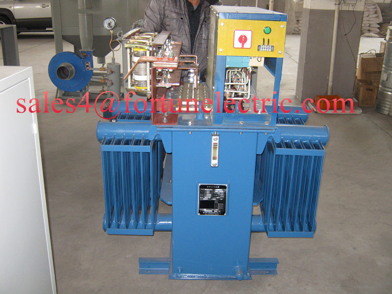 Small Dc Electric Arc Furnace