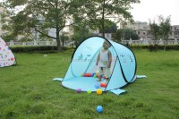 190T polyester baby pop up beach tent, View baby pop up