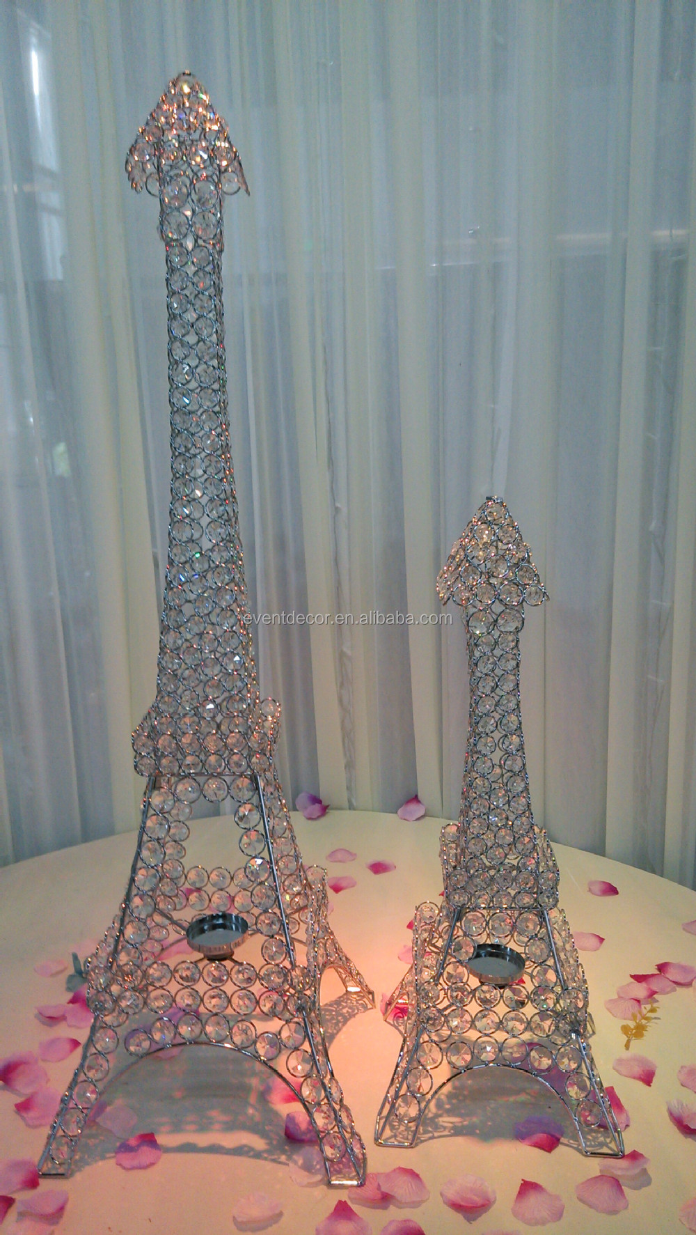 New Product  Eiffel Tower Centerpieces for Wedding Table