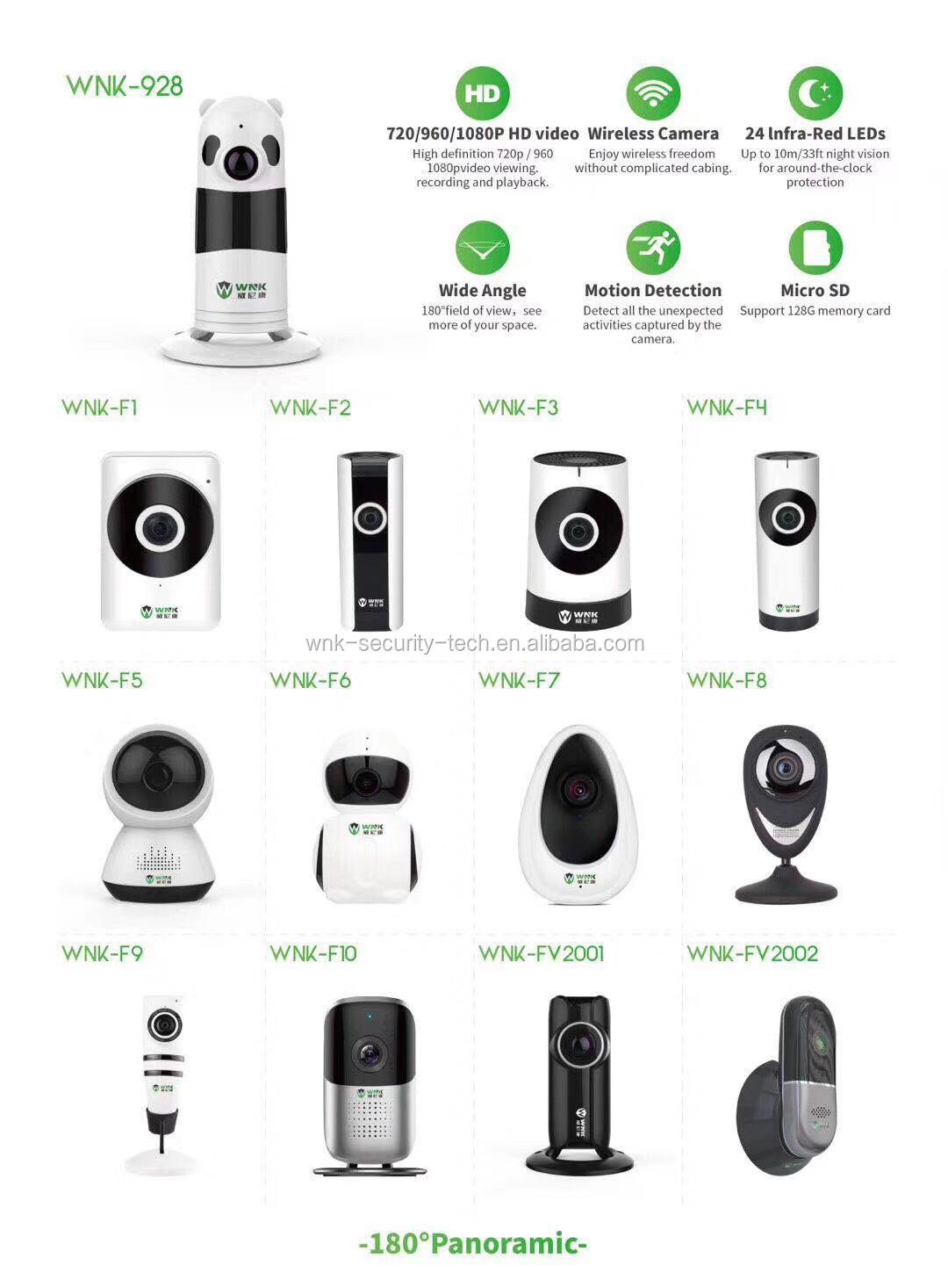 360 Degree Wifi Ip Camera Fisheye Panoramic Security Cctv