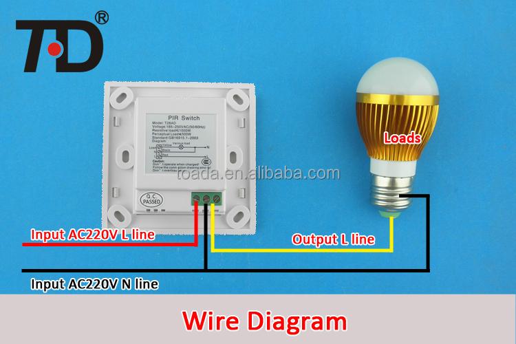 Pir Wiring Diagram Lighting Honeywell Pir Sensor Wiring Diagram Pir