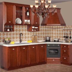 Cheap Kitchen Cabinets Beater 简单的设计高品质的价格便宜的实木厨柜厨房家具 Buy 便宜 厨柜 家具