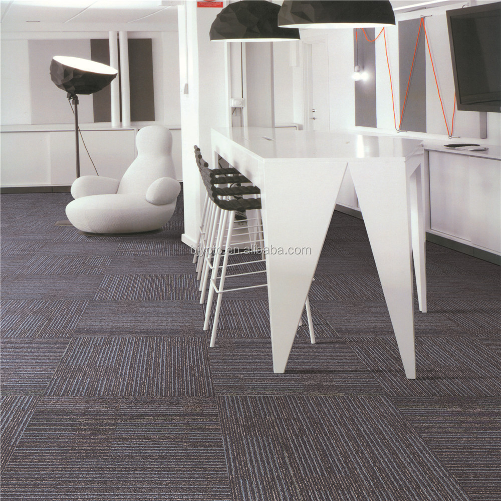 Manufacturer China Square Commercial Office Washable Floor