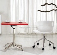 Bull Chair/modern Plastic Coffee Shop Dining Chair With ...