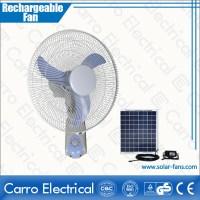 16inch Wall Fan Solar Wall Mounted Exhaust Fan - Buy Solar ...