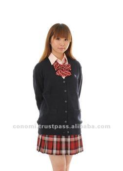 japanese school uniform sweaters
