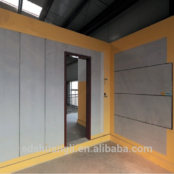 Cement Wall Fence Concrete Panel Wall System  Precast