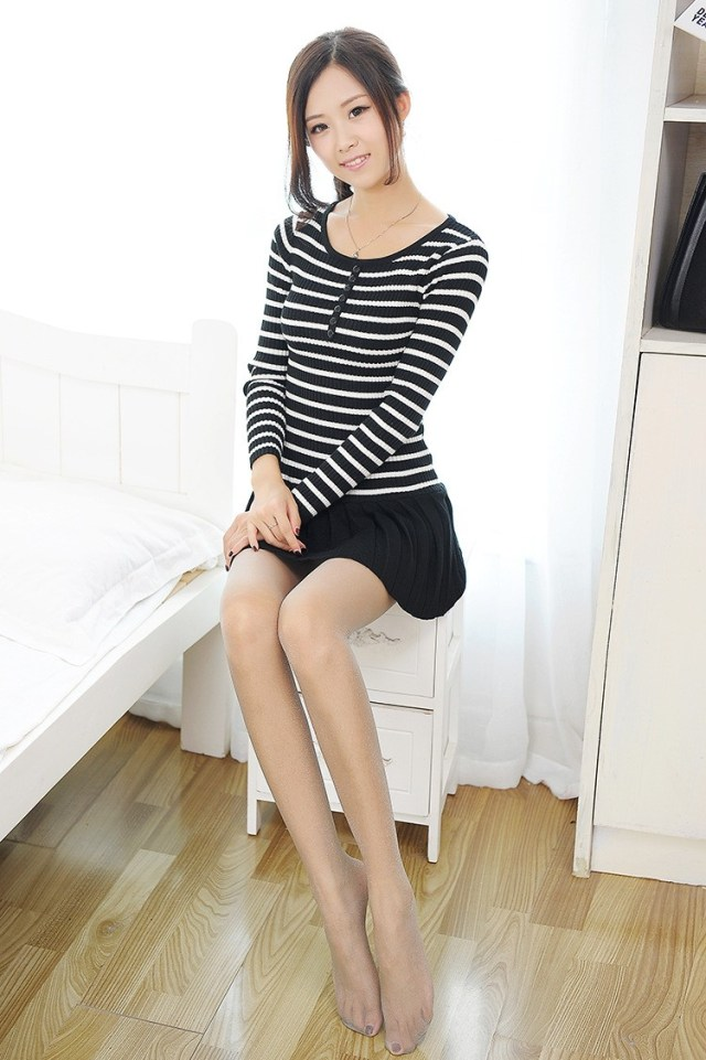 Elegant Office Women Customized Nylon Compression Girls Leg Stockings