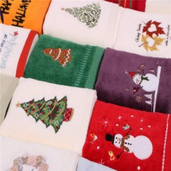 Kitchen Towels Wholesale Table Legs China Oem Manufacture 100 Cotton Christmas Towel