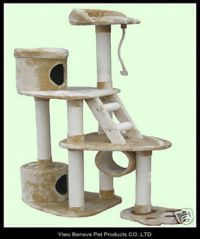 Multifunctional Cat Tree High-end Pet Furniture - Buy ...