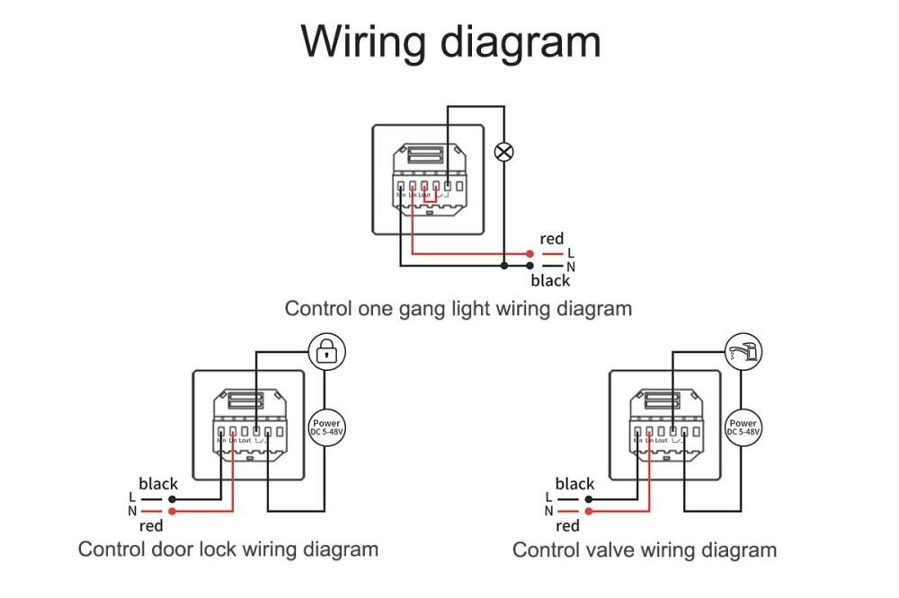 medium resolution of lanbon new fingerprint smart light switch smart wifi switch wireless remote wall switch for smart home