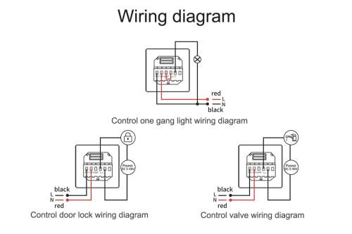 small resolution of lanbon new fingerprint smart light switch smart wifi switch wireless remote wall switch for smart home