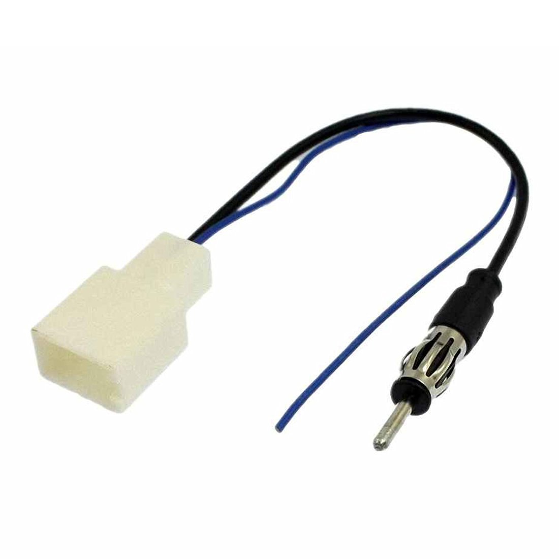 hight resolution of sodial r car antenna plug to fm radio stereo adapter refitting wire for toyota