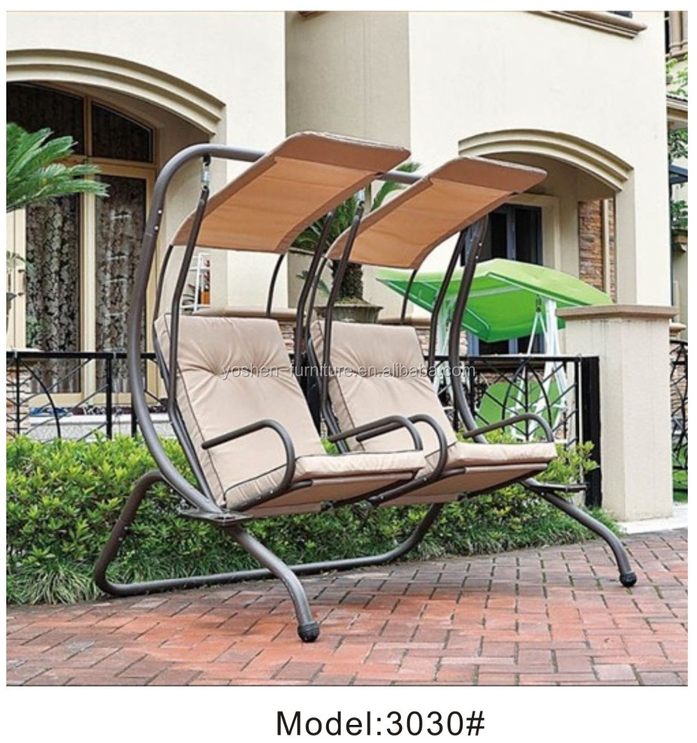 Hanging Chair Outdoor Two Seat Outdoor Swing Chair Benches Hanging Bench Garden Patio Swing Chair And Benches Buy Outdoor Double Swing Chair Outdoor Garden Patio Wicker