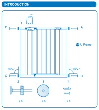 Hot Sale!baby Fence Net Safety Gate Patio Doors - Buy ...
