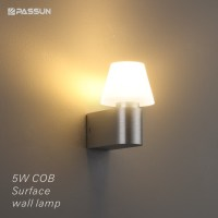 Modern Round & Square Led Wall Light Indoor Led Wall Light