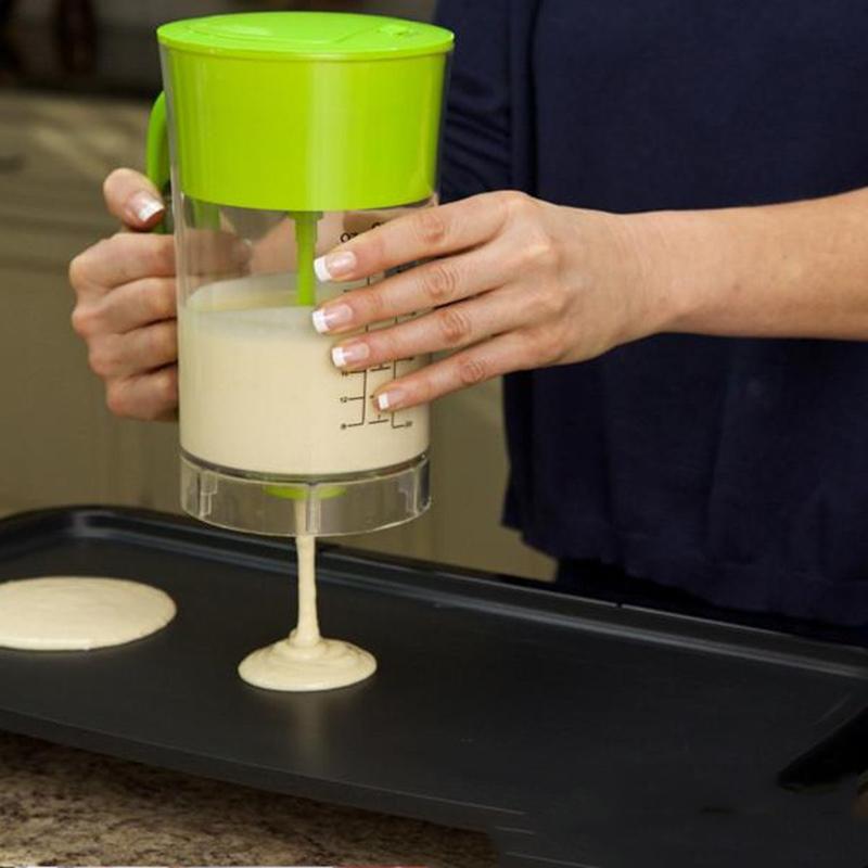 Pancake Dispenser Funnel Pouring