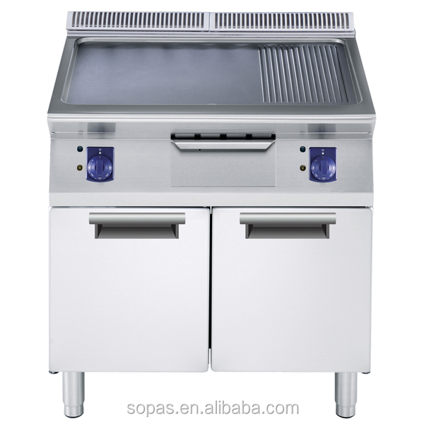 Hot Sale Commercial Kitchen Electricgas Griddle  Buy