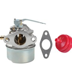get quotations 632552 carburetor with fuel filter for tecumseh 640086a 640092a 640311 632560a 632560 hsk600 hsk635 th098sa 3hp [ 1000 x 1000 Pixel ]