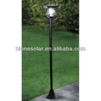 Outdoor Solar Garden Lamp Post - Buy Solar Lamp Post,Solar ...