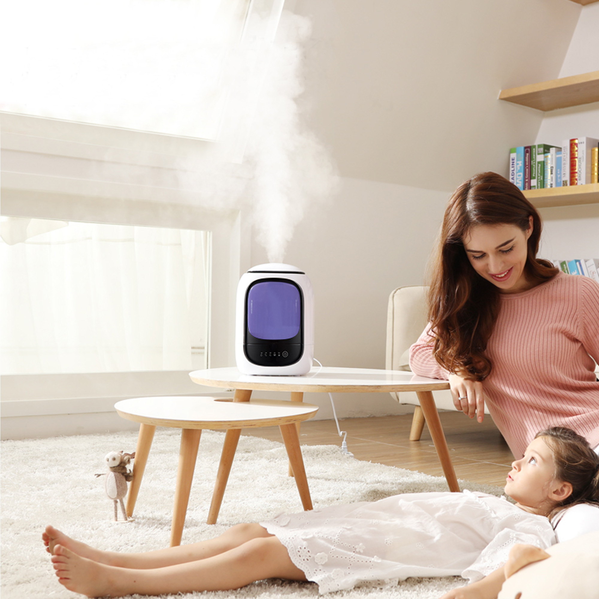 Ultrasonic Humidifier Circuit For Nebulizeratomizerfogger Buy Air
