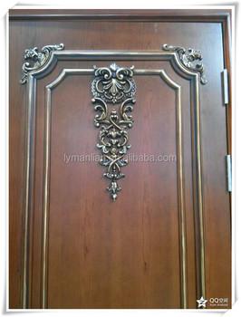 Main Door Wood Carving Design