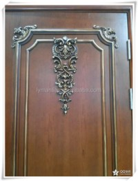 Main Door Wood Carving Design