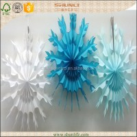 Christmas Party Decoration Frozen Theme Colors Hanging