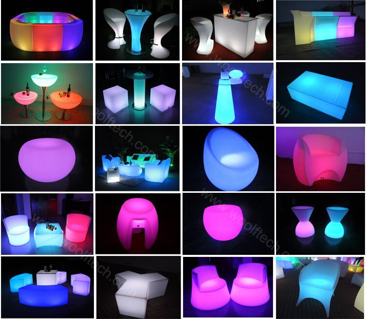 iron patio chair stool ladder plans hot!!! color changing led table,light up furniture,outdoor bar counter - buy furniture ...