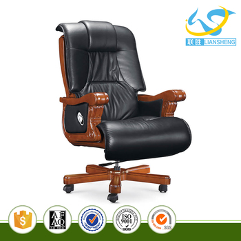used computer chairs directors chair walmart management office swivel wood bases hot sale custom